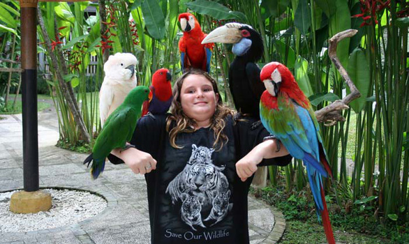 8 vườn thú tuyệt vời ở Đông Nam Á - Ảnh 8.