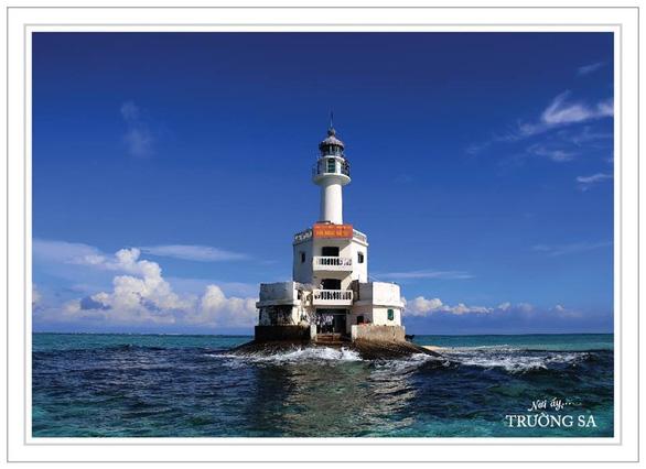 Tem bưu chính biển đảo Việt Nam phát hành bộ Sinh vật biển - Ảnh 1.