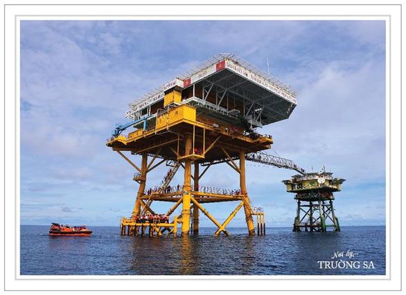 Tem bưu chính biển đảo Việt Nam phát hành bộ Sinh vật biển - Ảnh 3.