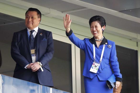 Công chúa Nhật tới Nga cổ vũ các 'chiến binh Samurai ở World Cup - Ảnh 1.
