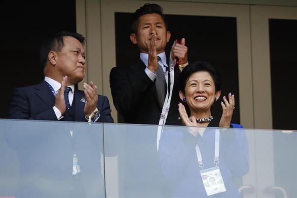 Công chúa Nhật tới Nga cổ vũ các 'chiến binh Samurai ở World Cup - Ảnh 2.