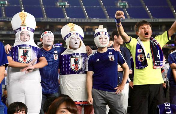 Công chúa Nhật tới Nga cổ vũ các 'chiến binh Samurai ở World Cup - Ảnh 4.