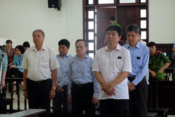 Tòa tuyên y án ông Đinh La Thăng 18 năm tù - Ảnh 1.