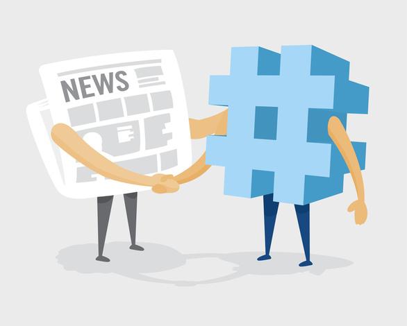 Viện báo chí Poynter: Người Mỹ tin có tới 2/3 tin trên mạng xã hội là giả - Ảnh 1.
