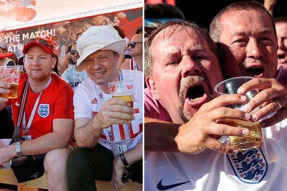 World Cup 2018 làm thủ đô Nga khủng hoảng vì… thiếu bia - Ảnh 1.