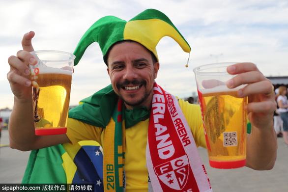 World Cup 2018 làm thủ đô Nga khủng hoảng vì… thiếu bia - Ảnh 2.