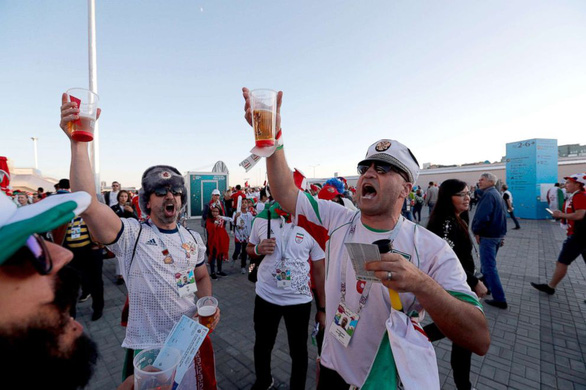 World Cup 2018 làm thủ đô Nga khủng hoảng vì… thiếu bia - Ảnh 3.