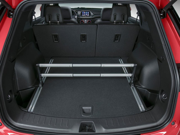 Chevrolet ra mắt mẫu xe nổi tiếng một thời Blazer với nhiều nét mới - Ảnh 8.