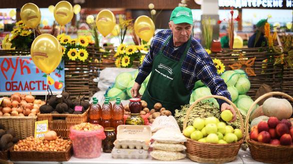 10 món ăn đường phố khó cưỡng khi đến Nga xem World Cup - Ảnh 1.