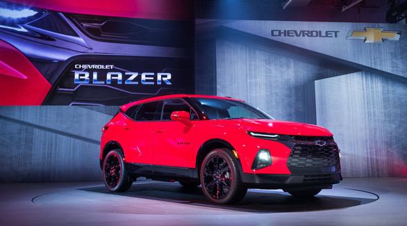 Chevrolet ra mắt mẫu xe nổi tiếng một thời Blazer với nhiều nét mới - Ảnh 2.