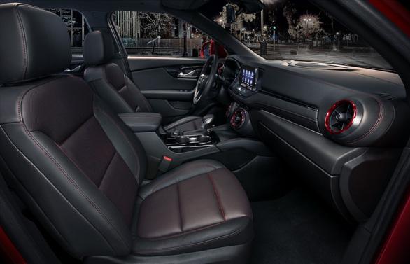 Chevrolet ra mắt mẫu xe nổi tiếng một thời Blazer với nhiều nét mới - Ảnh 5.