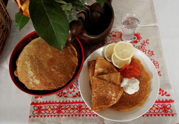 10 món ăn đường phố khó cưỡng khi đến Nga xem World Cup - Ảnh 5.