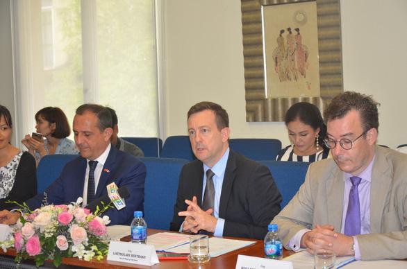 IDECAF và Viện Pháp thúc đẩy hoạt động văn hóa tại Việt Nam - Ảnh 2.