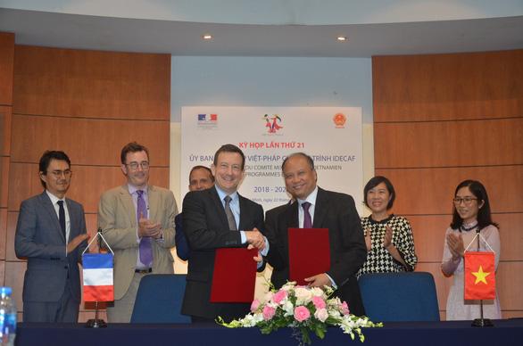 IDECAF và Viện Pháp thúc đẩy hoạt động văn hóa tại Việt Nam - Ảnh 1.