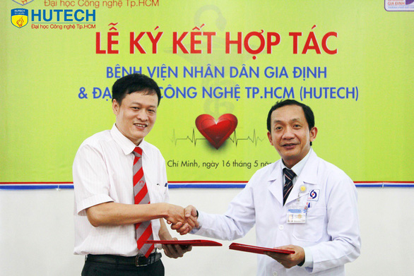 Kết nối doanh nghiệp - chiến lược đào tạo ngành dược tại HUTECH - Ảnh 1.