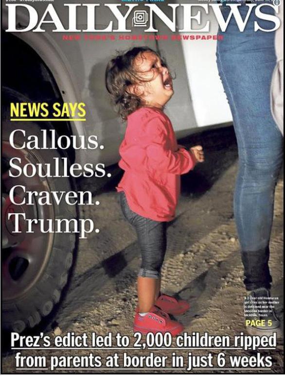 Em bé nức nở trước ông Trump trên bìa Time chỉ là một nửa sự thật - Ảnh 4.