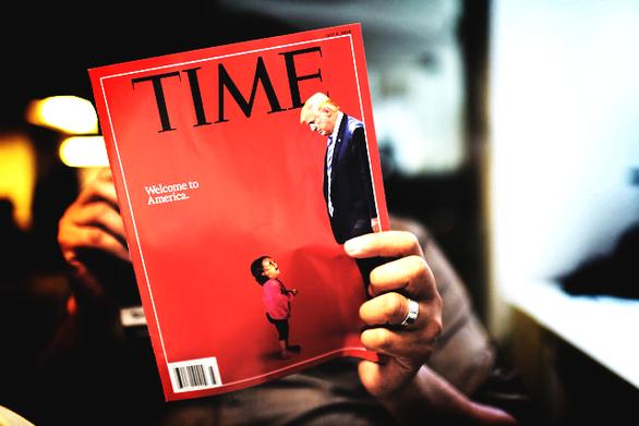 Em bé nức nở trước ông Trump trên bìa Time chỉ là một nửa sự thật - Ảnh 5.