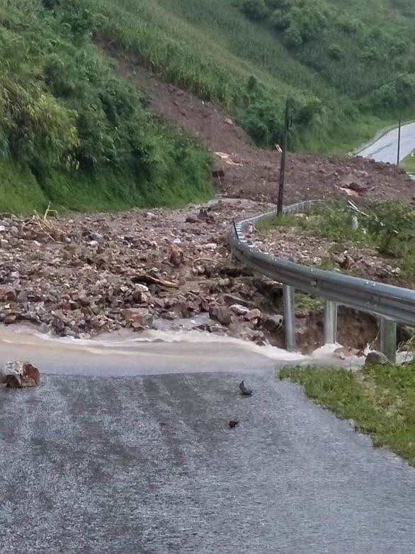 1 người mất tích, 6 người bị thương do mưa lũ miền núi phía Bắc - Ảnh 3.
