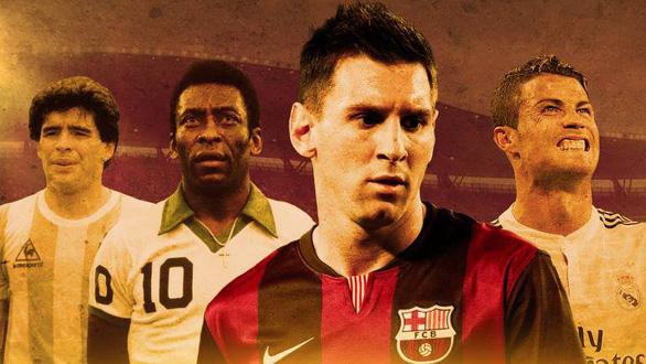 Ở tuổi 31, Messi sợ nhất Maradona, Ronaldo hay... Sâm Bổ Lượng? - Ảnh 1.