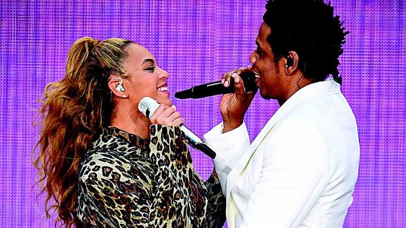 Beyoncé - Jay-Z, Ed - Taylor Swift, Bruno - Cardi B... tri kỷ âm nhạc - Ảnh 3.