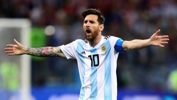 Ở tuổi 31, Messi sợ nhất Maradona, Ronaldo hay... Sâm Bổ Lượng? - Ảnh 5.