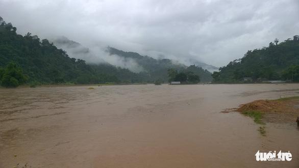 1 người mất tích, 6 người bị thương do mưa lũ miền núi phía Bắc - Ảnh 8.