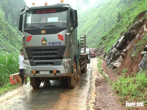 1 người mất tích, 6 người bị thương do mưa lũ miền núi phía Bắc - Ảnh 5.