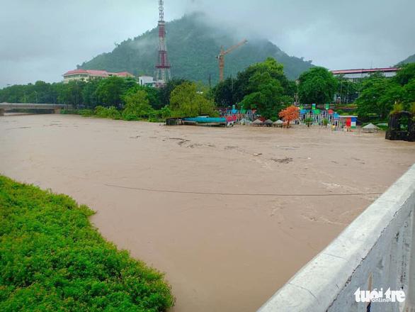 1 người mất tích, 6 người bị thương do mưa lũ miền núi phía Bắc - Ảnh 6.