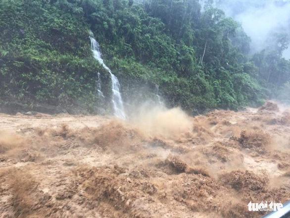 1 người mất tích, 6 người bị thương do mưa lũ miền núi phía Bắc - Ảnh 7.