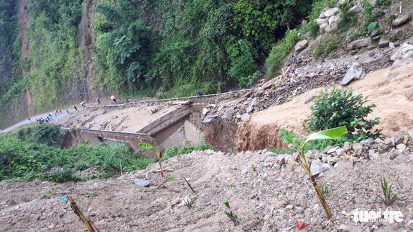 1 người mất tích, 6 người bị thương do mưa lũ miền núi phía Bắc - Ảnh 10.