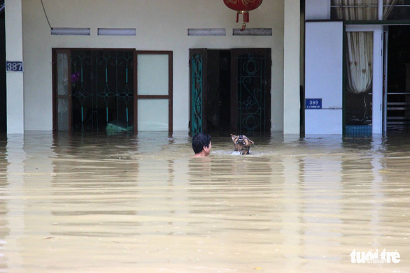 Hà Giang bị mưa lũ chia cắt, 2 người thiệt mạng - Ảnh 4.