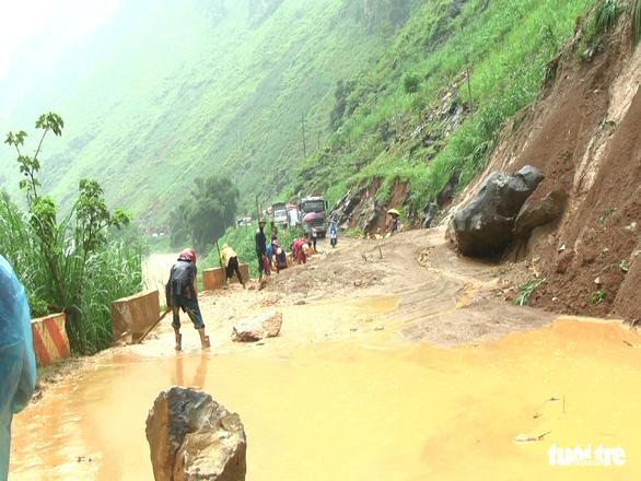 4 người chết, 3 người mất tích do mưa lũ tại Hà Giang, Lai Châu - Ảnh 3.