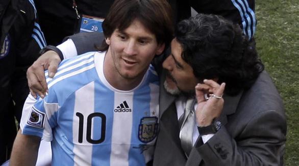 Ở tuổi 31, Messi sợ nhất Maradona, Ronaldo hay... Sâm Bổ Lượng? - Ảnh 6.