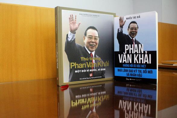 100 ngày, gặp lại cố Thủ tướng Phan Văn Khải trên trang sách - Ảnh 1.
