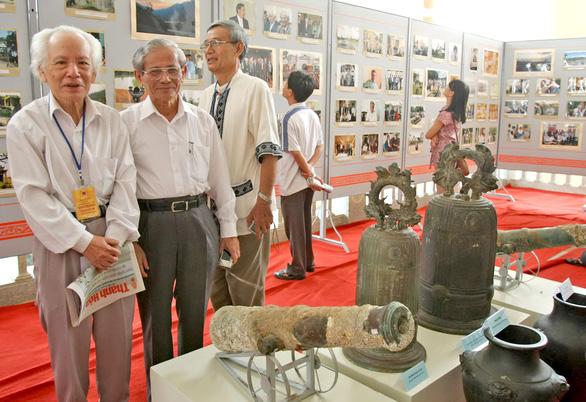 Chia tay giáo sư Phan Huy Lê - người thầy của nền sử Việt - Ảnh 5.