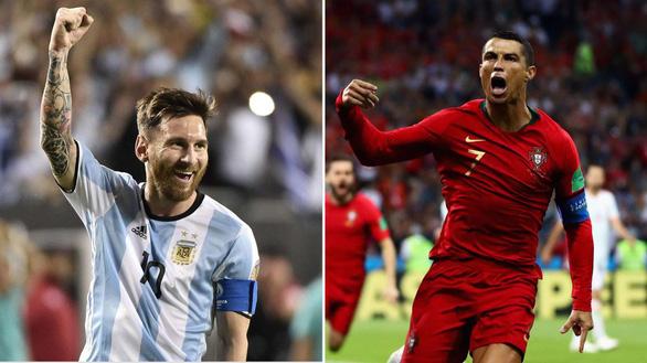 Ở tuổi 31, Messi sợ nhất Maradona, Ronaldo hay... Sâm Bổ Lượng? - Ảnh 4.