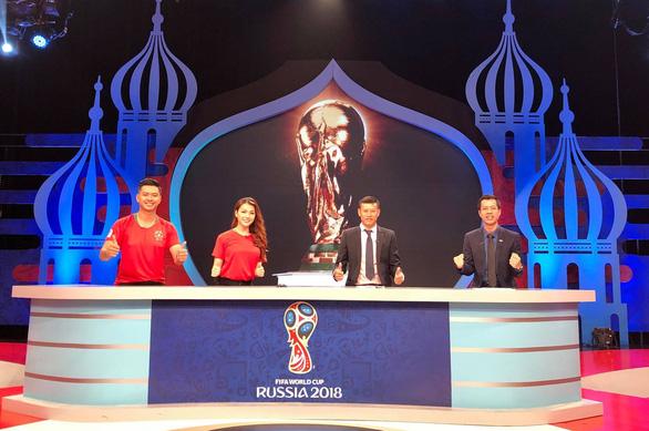 25-6: Kiện tướng dancesport bình luận World Cup được khen thông minh - Ảnh 12.
