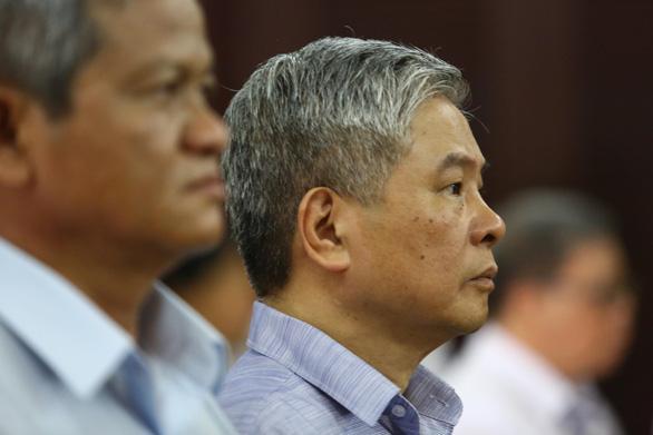 Ông Đặng Thanh Bình: Tôi đã hoàn thành nhiệm vụ chính trị - Ảnh 1.
