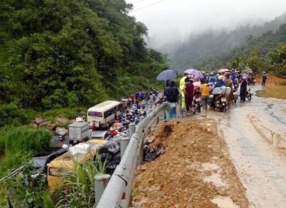 Hà Giang 3 người chết vì mưa lũ, thiệt hại nhiều tỉ đồng - Ảnh 1.