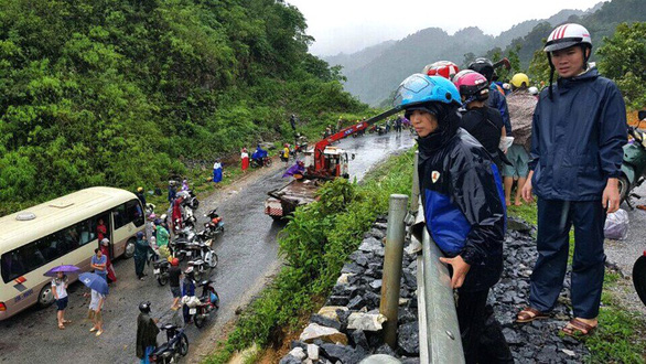 Hà Giang 3 người chết vì mưa lũ, thiệt hại nhiều tỉ đồng - Ảnh 3.