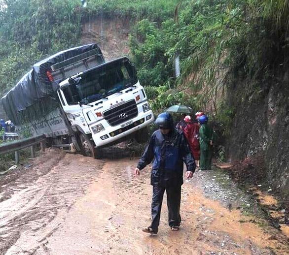 Hà Giang 3 người chết vì mưa lũ, thiệt hại nhiều tỉ đồng - Ảnh 2.