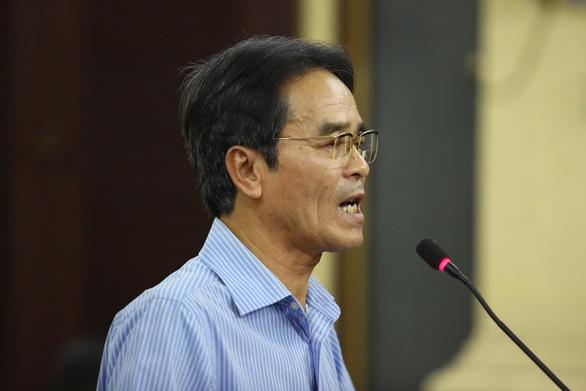 Ông Đặng Thanh Bình nói cáo trạng truy tố không đúng - Ảnh 2.