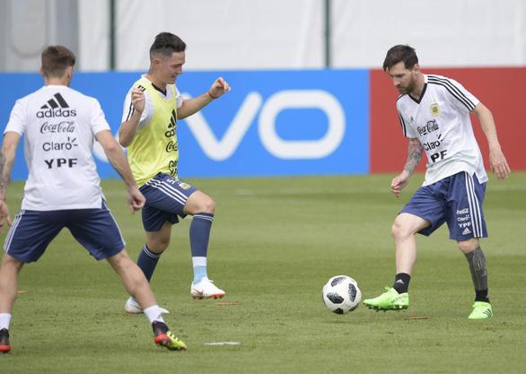 World Cup: Messi tin đang nợ người hâm mộ chiếc cup vô địch thế giới - Ảnh 1.
