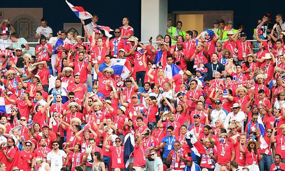 Văn hóa của cổ động viên Panama xứng đáng được khen ở World Cup - Ảnh 4.