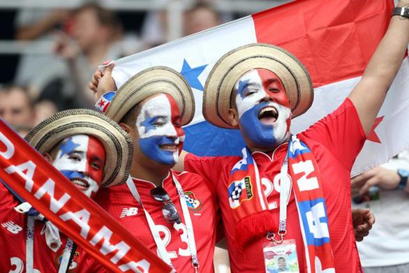 Văn hóa của cổ động viên Panama xứng đáng được khen ở World Cup - Ảnh 5.