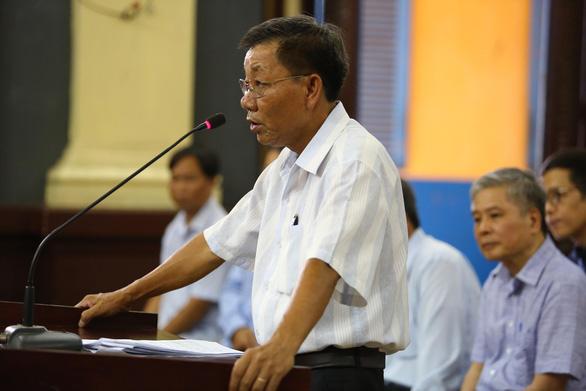 Ông Đặng Thanh Bình nói cáo trạng truy tố không đúng - Ảnh 1.