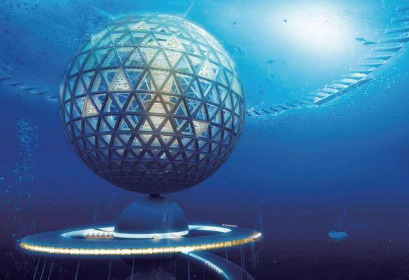 Ngắm đô thị 5.000 dân trong lòng đại dương vào năm 2030 - Ảnh 4.