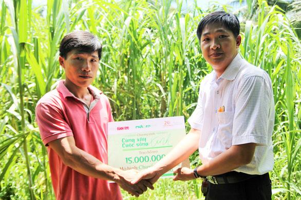 Mekong xanh: Phấn khởi với các mô hình làm ăn mới - Ảnh 2.