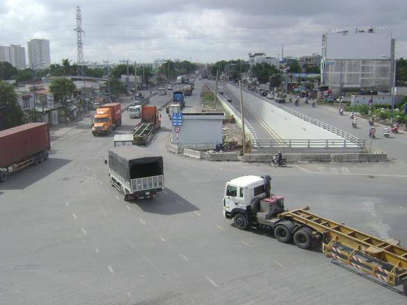 29-6 thông xe cầu vượt Mỹ Thủy, giải tỏa kẹt xe khu Cát Lái - Ảnh 6.