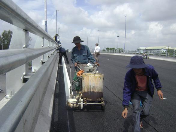 29-6 thông xe cầu vượt Mỹ Thủy, giải tỏa kẹt xe khu Cát Lái - Ảnh 4.